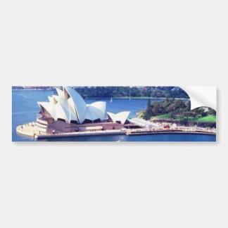 LOTUS Temple Australia Bumper Sticker