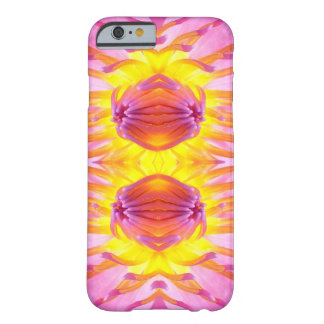 Lotus Twin Abstract Barely There iPhone 6 Case