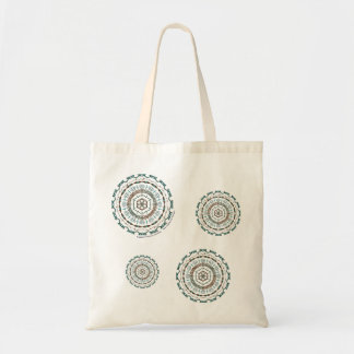 Lotus Weave Light Tote Bag