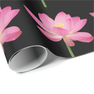 Lotus Wrapping Paper