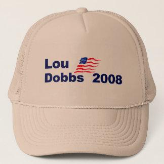 Lou dobbs 2008 Hat