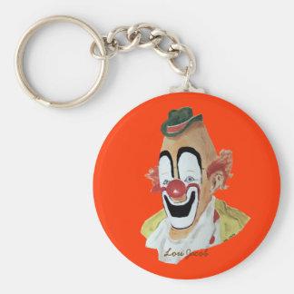 Lou Jacob Clown Keychain