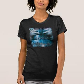 LOUD! album Cover Art, Obsidian Key classic - dark T Shirts