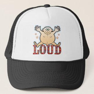 Loud Fat Man Trucker Hat