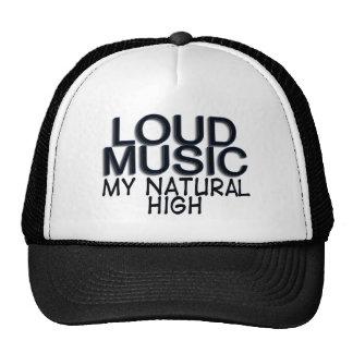 Loud Music Cap