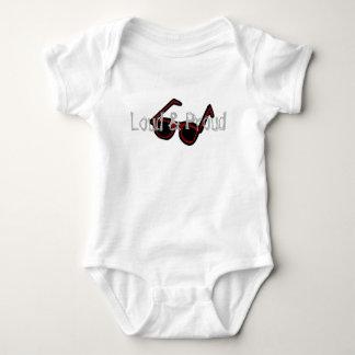 Loud & Proud Baby Bodysuit