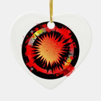 Loud Speaker Christmas Ornament