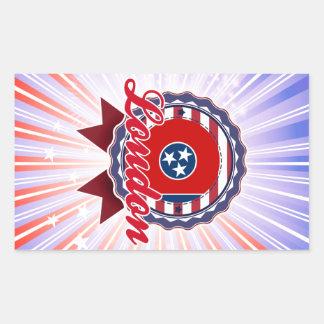 Loudon TN Sticker