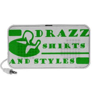 Loudspeaker Drazz neo logo PC Speakers