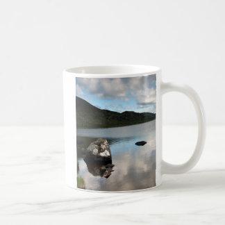 Lough Easky, Sligo, Ireland Theme Basic White Mug