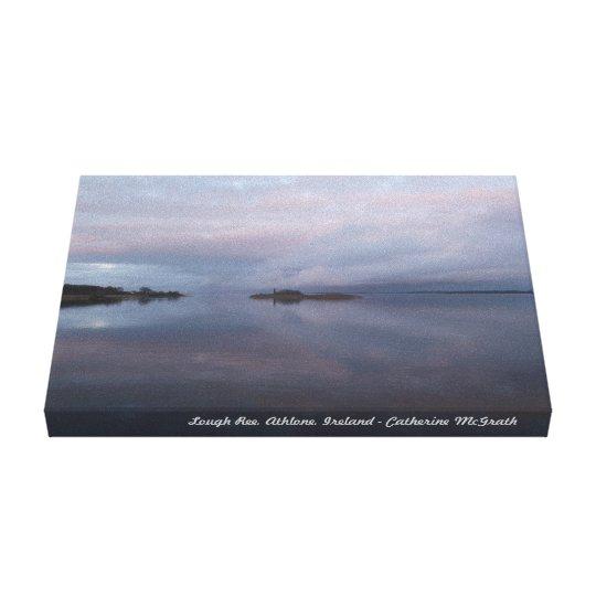 Lough Ree, Athlone, Ireland Canvas Print