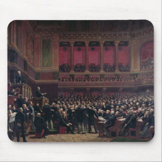 Louis Adolphe Thiers Mouse Pads