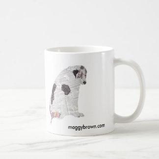 Louis Dog mug