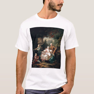 Louis du Bouchet  Marquis de Sourches T-Shirt