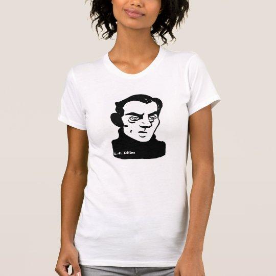 Louis-Ferdinand Céline Portrait T-Shirt
