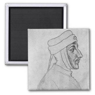 Louis II of Flanders Magnet