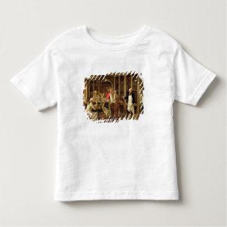 Louis Jean Marie Daubenton (1716-99) in his Labora Toddler T-Shirt
