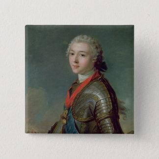 Louis Jean Marie de Bourbon 15 Cm Square Badge