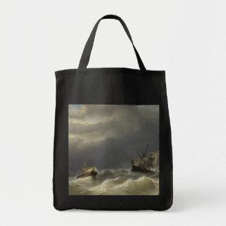 Louis Meijer - Storm in het Nauw van Calais Bag