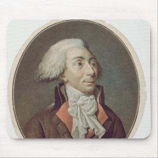 Louis-Michel Le Peletier de Saint-Fargeau  1792 Mouse Mat