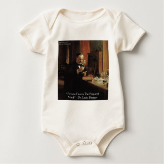 """Louis Pasteur """"Fortune"""" Quote Gifts & Tees"""