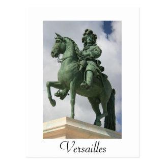Louis the XIV Postcard
