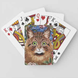 Louis Wain Cat Playing Cards