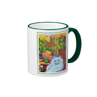 Louis Wain - The Anthropomorphic Cat Coffee Mugs