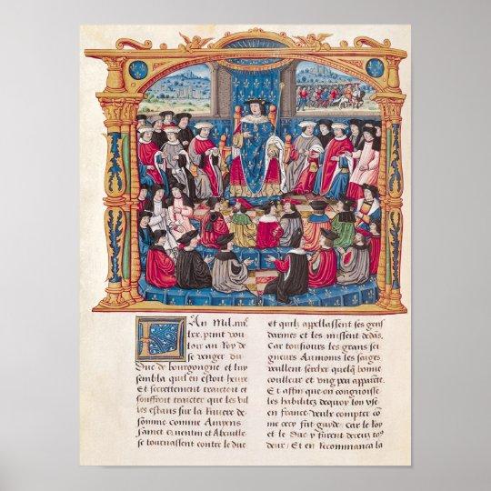 Louis XI Poster