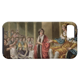 Louis XII (1462-1515) Declared Father of the Peopl iPhone 5 Cover