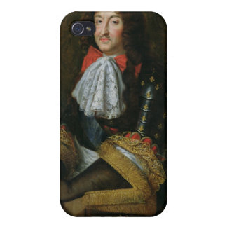 Louis XIV iPhone 4 Cases