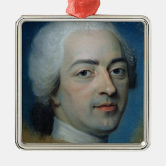 Louis XV  King of France and Navarre, after 1730 Christmas Ornament