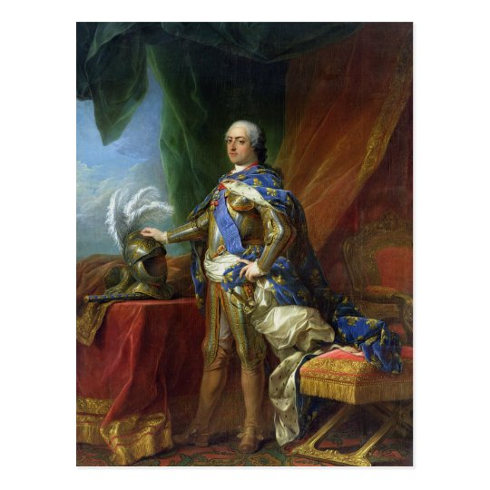 Louis XV King of France & Navarre, 1750