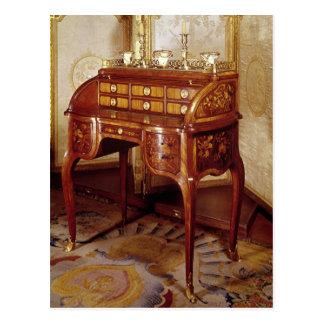 Louis XV Writing Desk Postcard