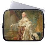 Louis XVI (1754-93) (oil on canvas) Laptop Sleeve