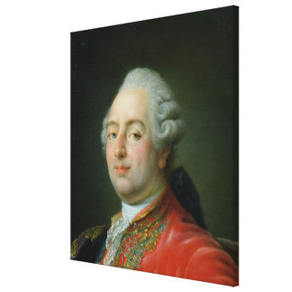 Louis XVI  1786 Canvas Print