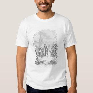Louis XVI Distributing Alms Shirts
