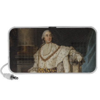 Louis XVI  in Coronation Robes, after 1774 Mp3 Speakers