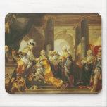 Louis XVI  King of France Mousepad