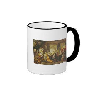 Louis XVI  King of France Ringer Mug