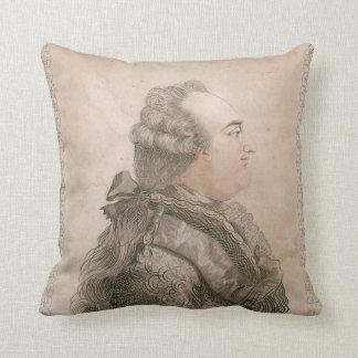 Louis XVI of France by Joseph Bernard Cushion