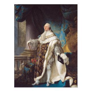 Louis XVI Postcard