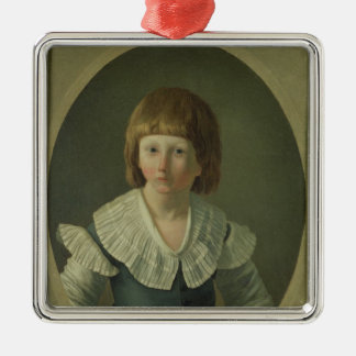 Louis XVII  aged 8, at the Temple, 1793 Ornament