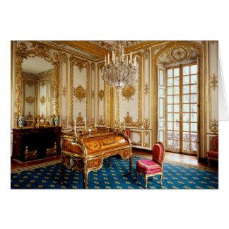 Louis XV's Private Study, 1753-60 Card