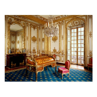 Louis XV's Private Study, 1753-60 Postcard