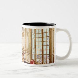 Louis XV's Private Study, 1753-60 Two-Tone Coffee Mug
