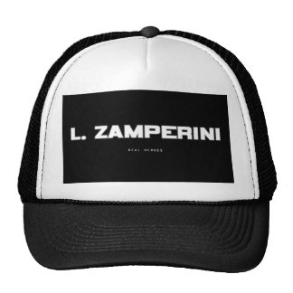 Louis Zamperini Cap
