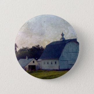 Louisa County Barns 6 Cm Round Badge