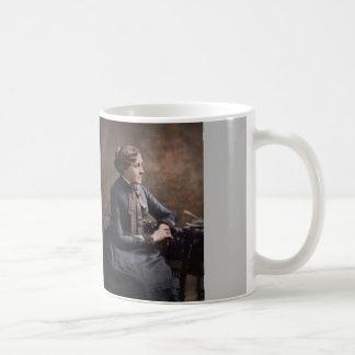 Louisa May Alcott Coffee Mug