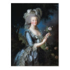 Louise Elisabeth -Queen Marie Antoinette of France Postcard